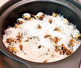 家庭版盐焗花螺的做法
