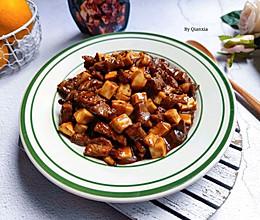 #饕餮美味视觉盛宴#黑椒杏鲍菇牛肉丁的做法