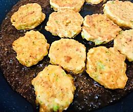 西兰花鸡肉饼—宝宝辅食的做法