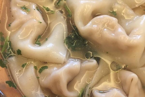 香菇肉馄饨的做法