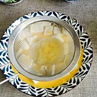 #晒出你的团圆大餐#鲜美虾仁豆腐蒸蛋的做法图解9
