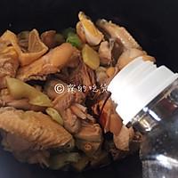 #就是红烧吃不腻!#小鸡炖蘑菇的做法图解10