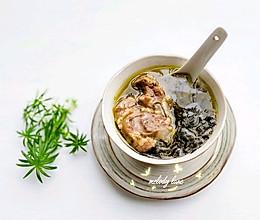 五叶神筒骨炖汤#做道好菜,自我宠爱!#的做法