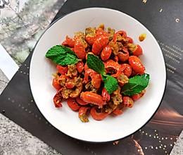 薄荷金汤蒜蓉小龙虾#以美食的名义说爱她#的做法