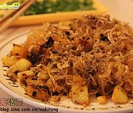 [维克私房菜]豆豆上树的做法
