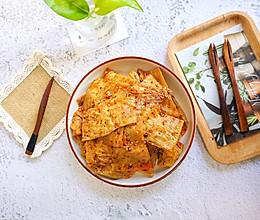 #相聚组个局#香辣可口的豆腐皮!的做法