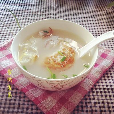 鲫鱼鸡蛋汤