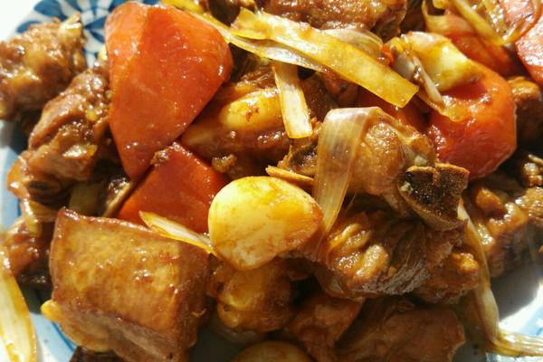 蒜香排骨#年夜饭家常菜#的做法
