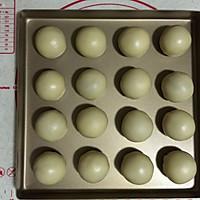 莲蓉蛋黄酥&杂花酥(黄油版)的做法图解14