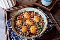 韩式酱鸡蛋的做法