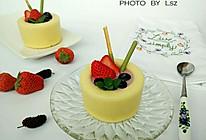 酸奶杯子蛋糕#豆果5周年#的做法