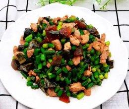 台湾家常菜苍蝇头的做法