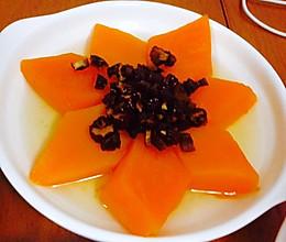 蜂蜜南瓜的做法