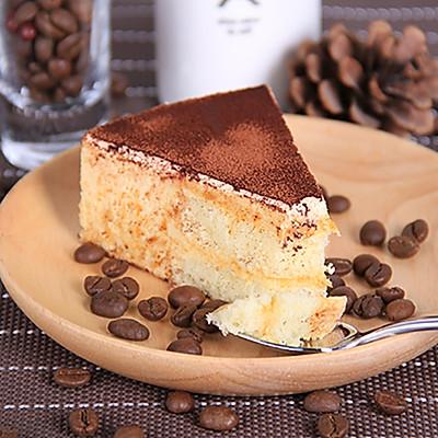 最愛這入口即化的柔軟——芒果慕斯蛋糕