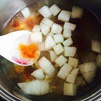 桃胶雪梨百合枸杞糖水#做道好菜,自我宠爱!#的做法图解11