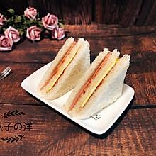 快手早餐之經典三明治