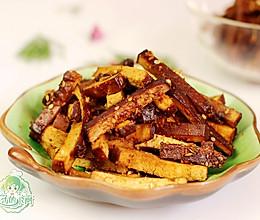 微波炉豆干#美的微波炉菜谱#的做法