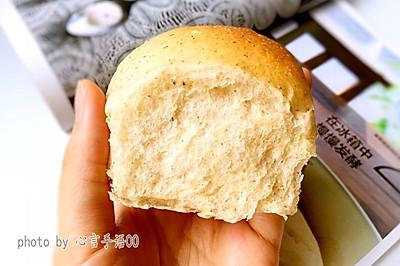 一次发酵100%全麦面包(液种法)#长帝烘焙节(刚柔阁)#