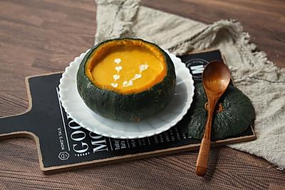 贝贝奶油南瓜汤