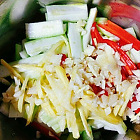 丝瓜焗花蛤#父亲节,给老爸做道菜#的做法图解6