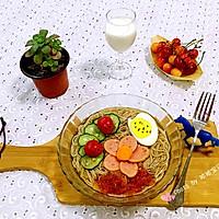 花式荞麦冷面#我的品道美食#的做法图解10