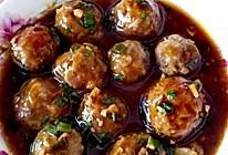 香菇酿肉-儿童营养餐的做法
