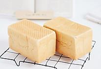 浓郁椰香蜜豆土司的做法