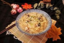 萝卜丝蛎蝗汤的做法