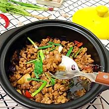 黑樂砂鍋啫啫生腸