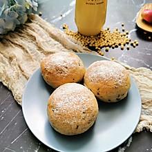黑橄榄燕麦面包