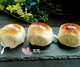 普通面粉做的柔软小餐包的做法