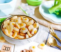 荷包蛋溶豆~宝宝辅食的做法