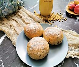 黑橄榄燕麦面包的做法