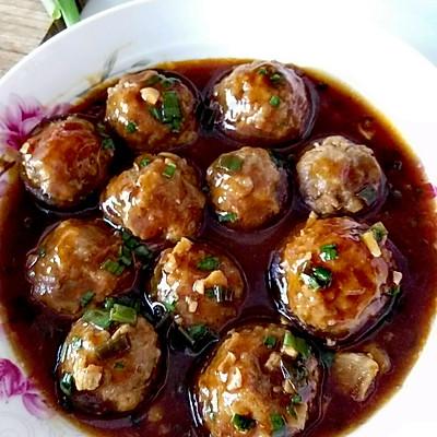 香菇酿肉-儿童营养餐