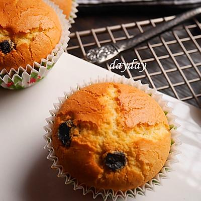蓝莓糯米蛋糕
