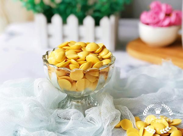 宝宝辅食之蛋黄溶豆的做法