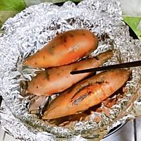 砂锅烤红薯的做法图解8