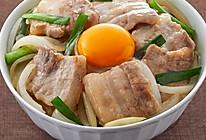 日式耐力盖饭~香味十足的做法
