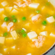 用一道虾仁豆腐羹征服全家人的胃!