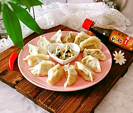 鲜味十足的三鲜水饺的做法