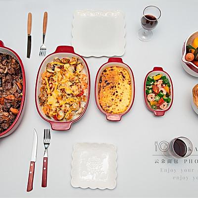 教你烹制整桌西式盛宴