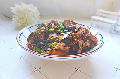 #相聚组个局#春节聚会必备家常菜:红烧青鱼