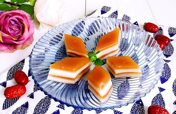 【新品】广东双色马蹄糕