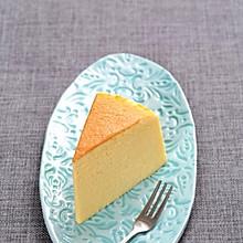 椰香轻乳酪蛋糕
