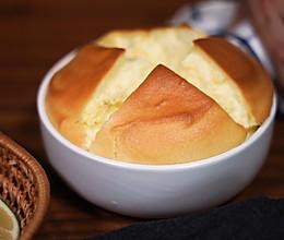 日式| 舒芙蕾松饼 空气感十足的做法
