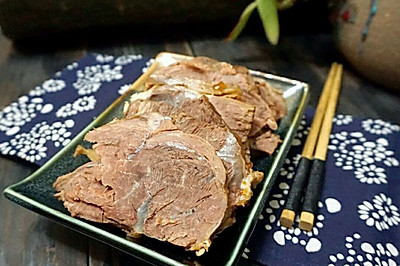 酱牛肉#8分钟搞定你的菜#