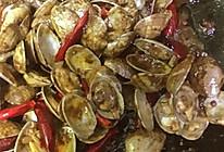 爆辣花蛤的做法