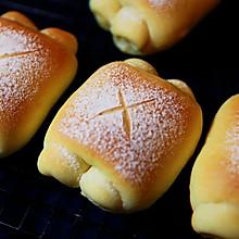 醇奶面包卷