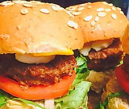 自制牛肉迷你汉堡!的做法