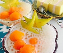 超简单小甜点--木瓜西米露的做法